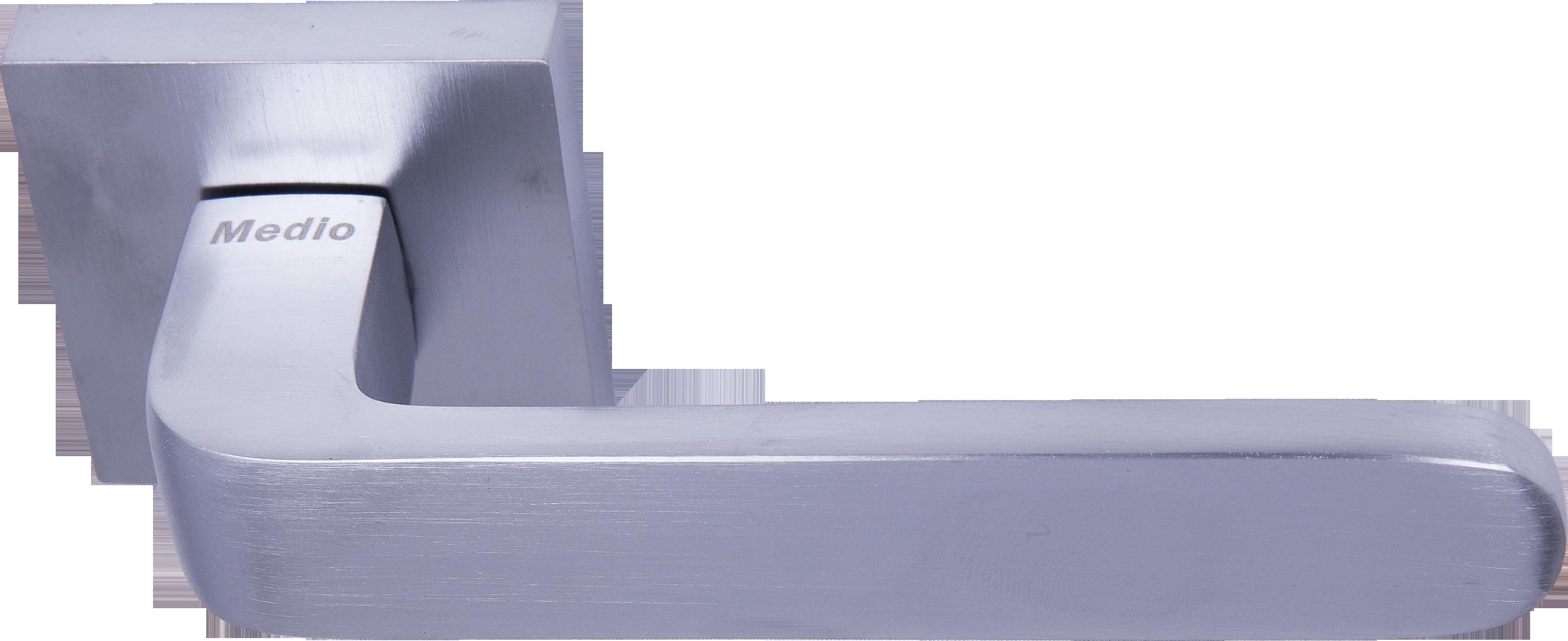 Ручка Медио ML6639-15 MSC мат.хром (20 шт)