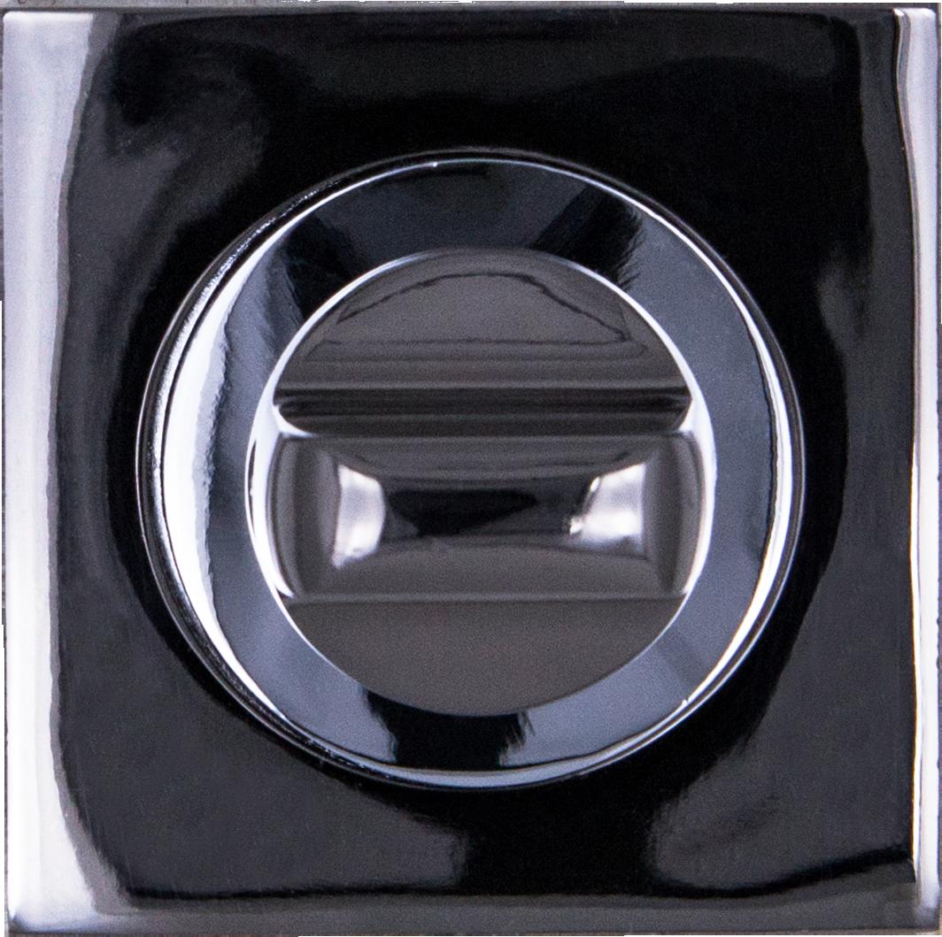 Накладка Медио L09 BAT BN/CP черный/хром (50 шт)