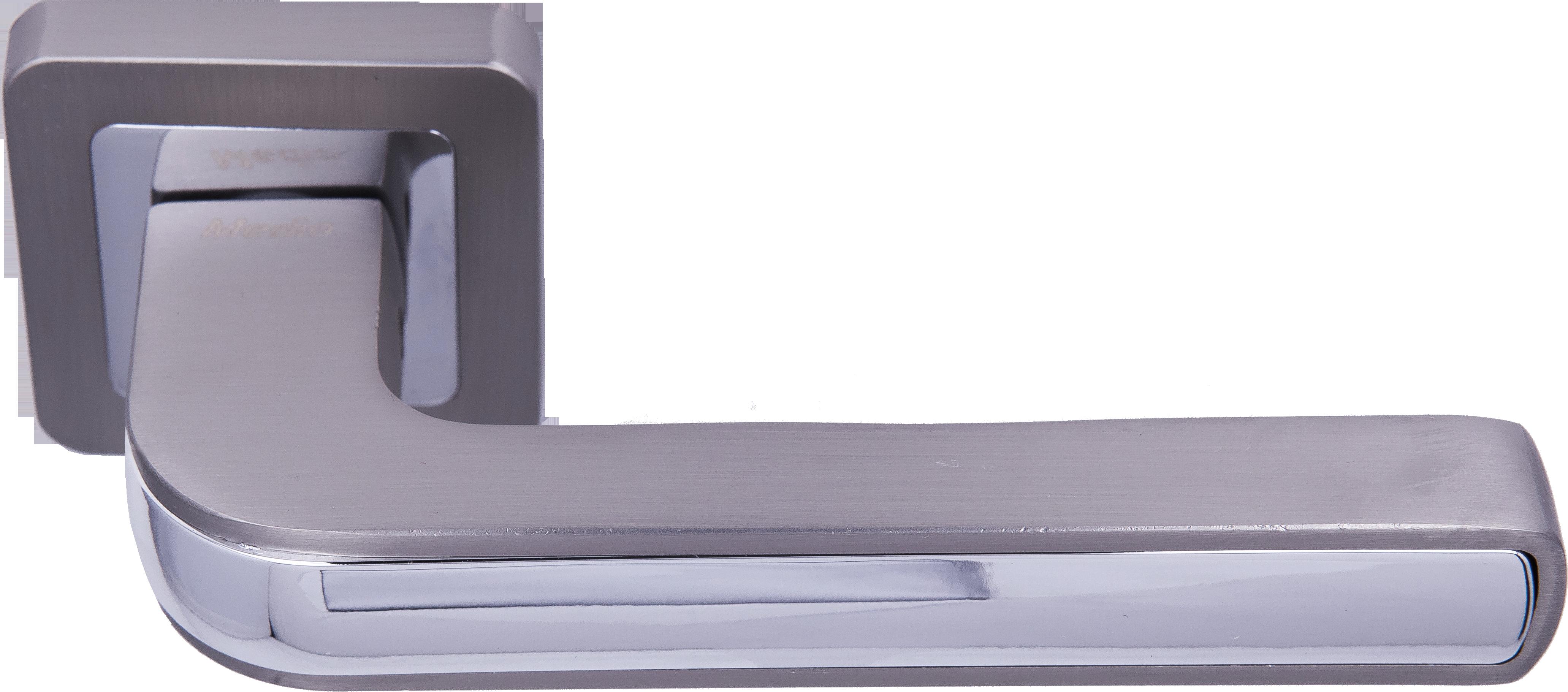 Ручка Медио ML7440-78 MSN/CP мат.никель/хром (20 шт)