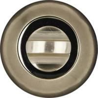 Накладка Локер ZY50 BAT SB/GP мат.золото/золото (100 шт)