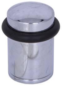 Упор бочонок 653 CP хром (30/180 шт)