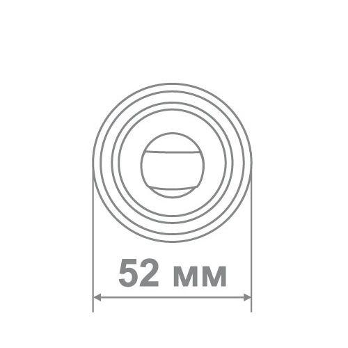 Накладка Аделли BAT-50 CF кофе (50 шт)