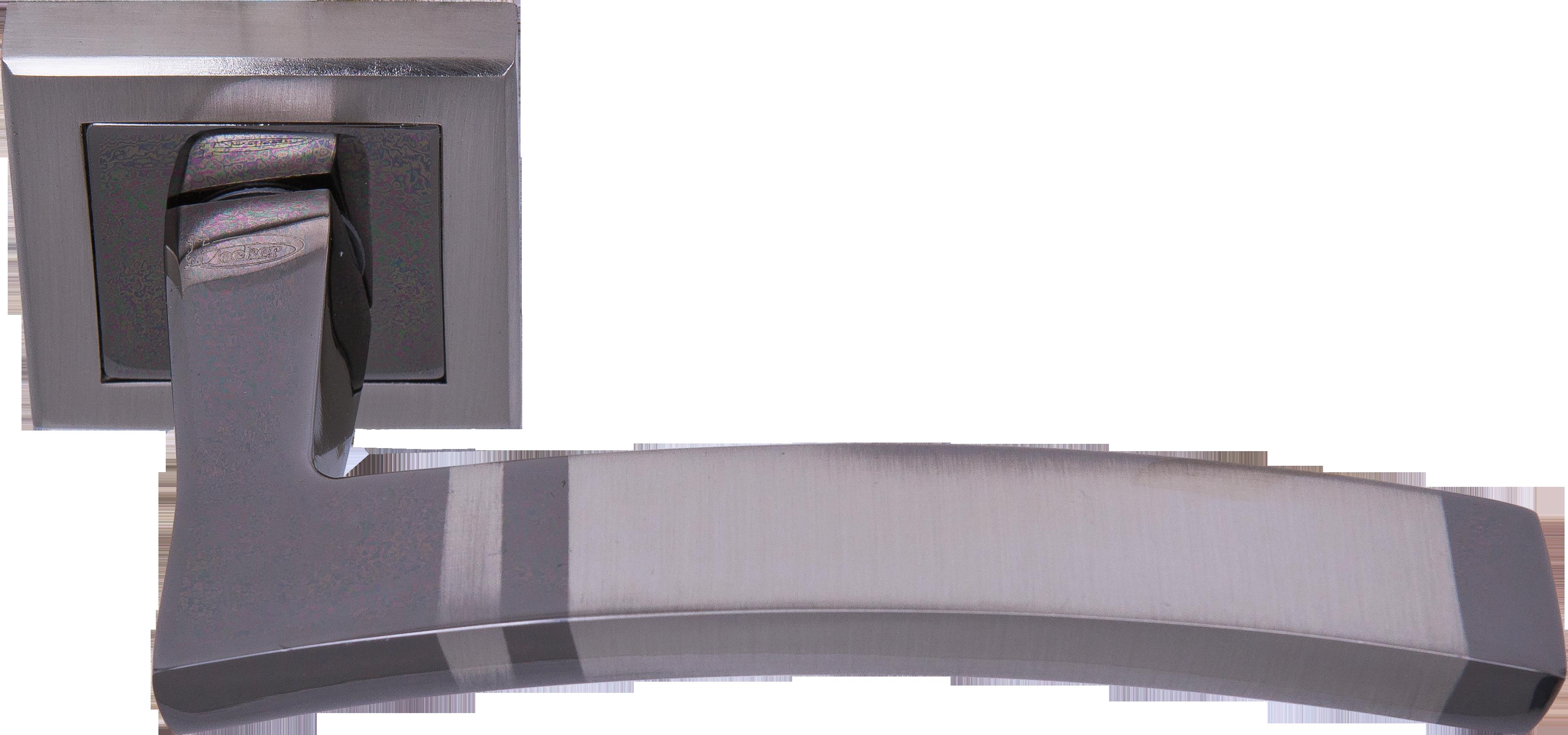 Ручка Локер 52126 SN/BN никель/черный (20 шт.)