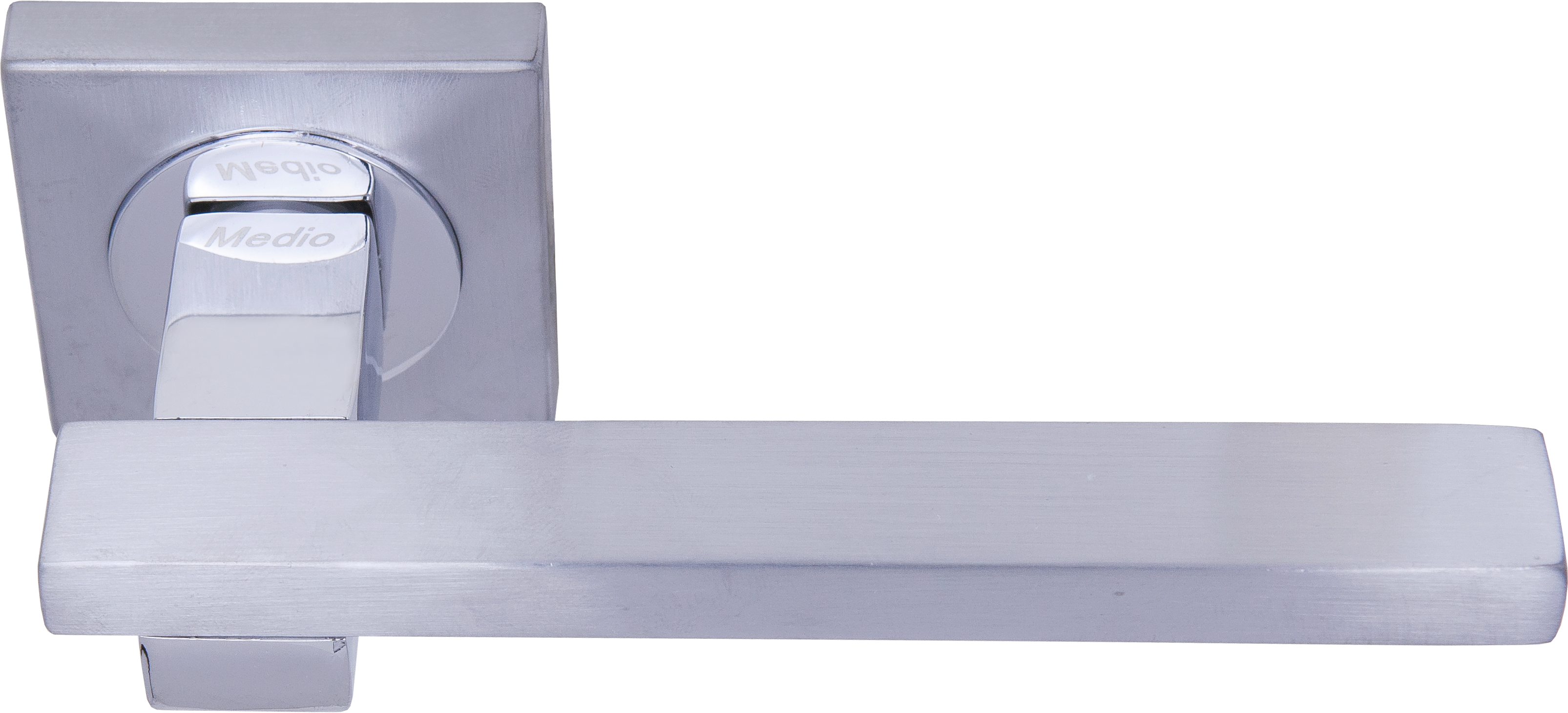 Ручка Медио L09-114 TSC/CP мат.хром/хром (20 шт)