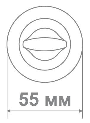 Накладка LMA-BAT BSN никель (100 шт)