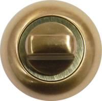 Медио накладка BAT SB/AB мат.золото/бронза (100 шт)