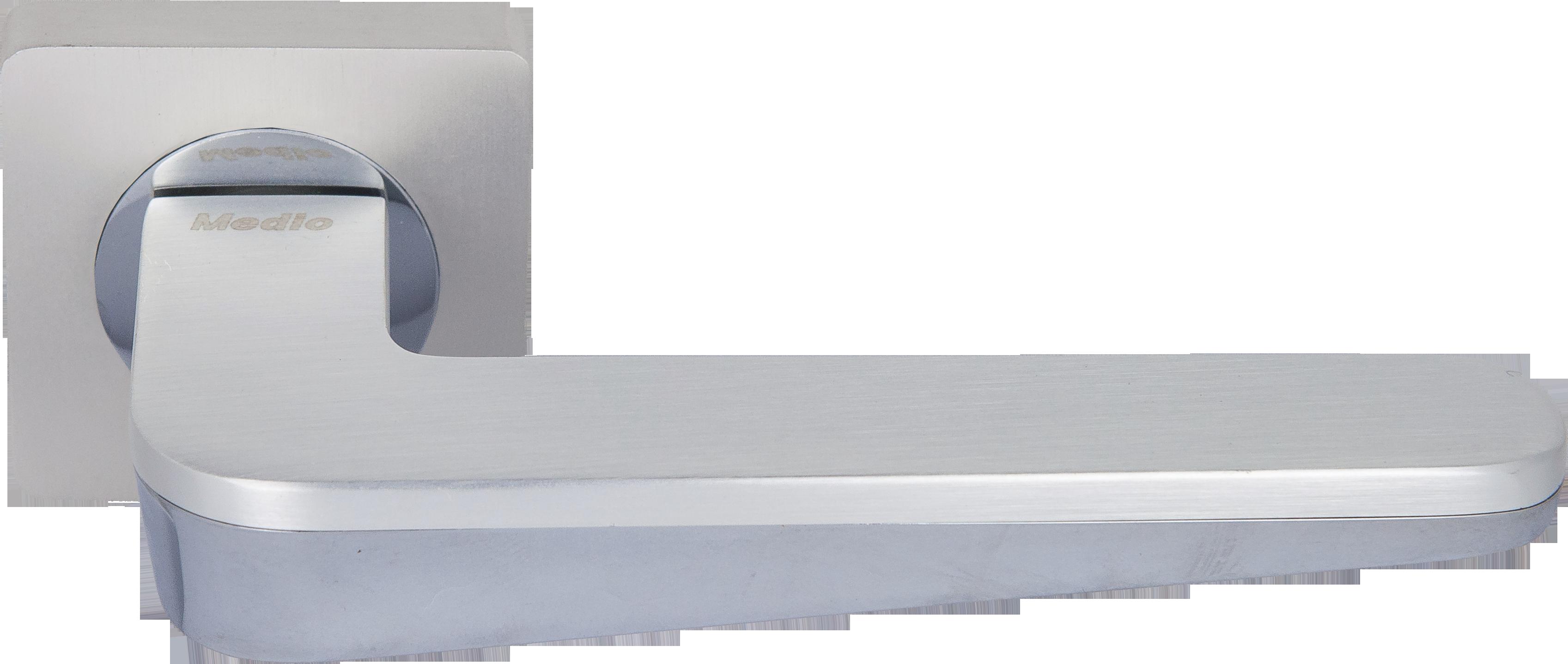 Ручка Медио M5361-88 CP/SILVER хром/серебро (10 шт)