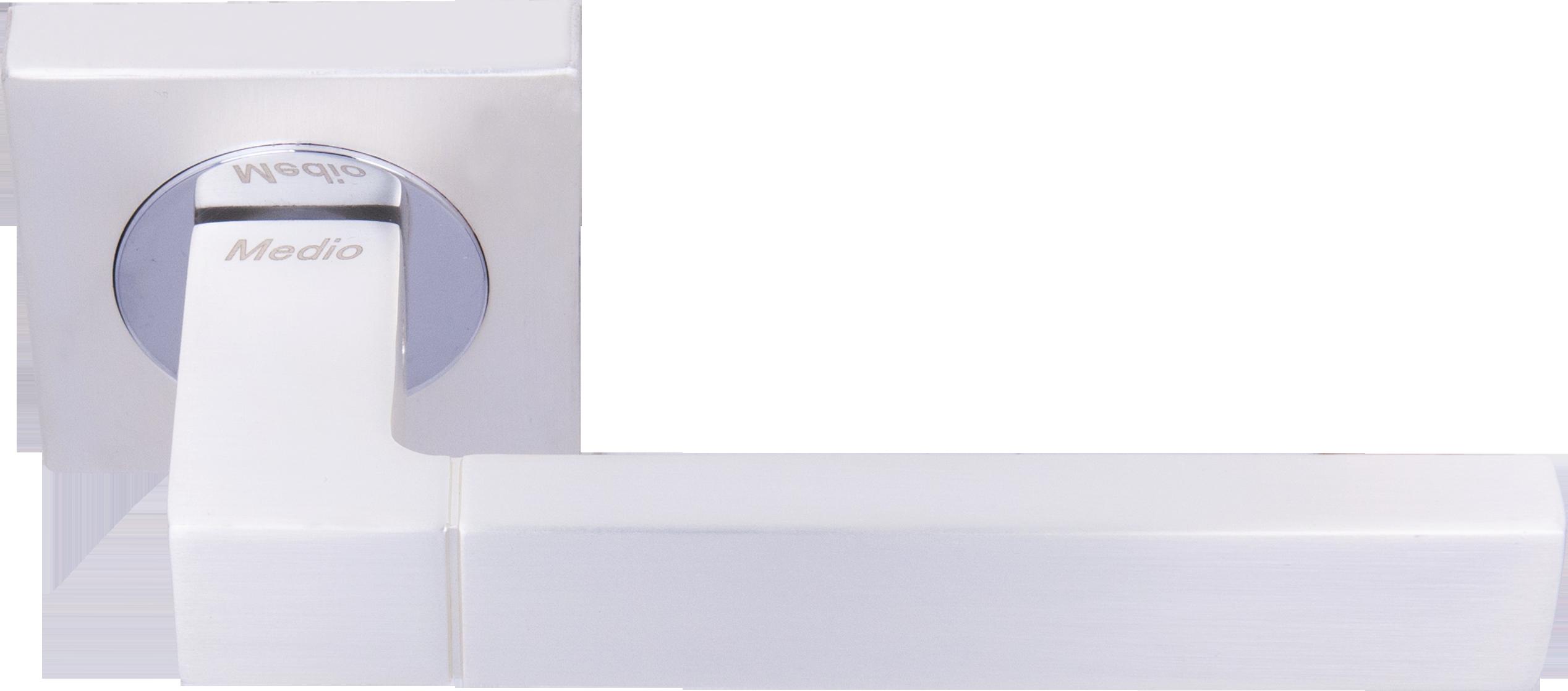 Ручка Медио L09-232 CP/SILVER хром/серебро (20 шт)