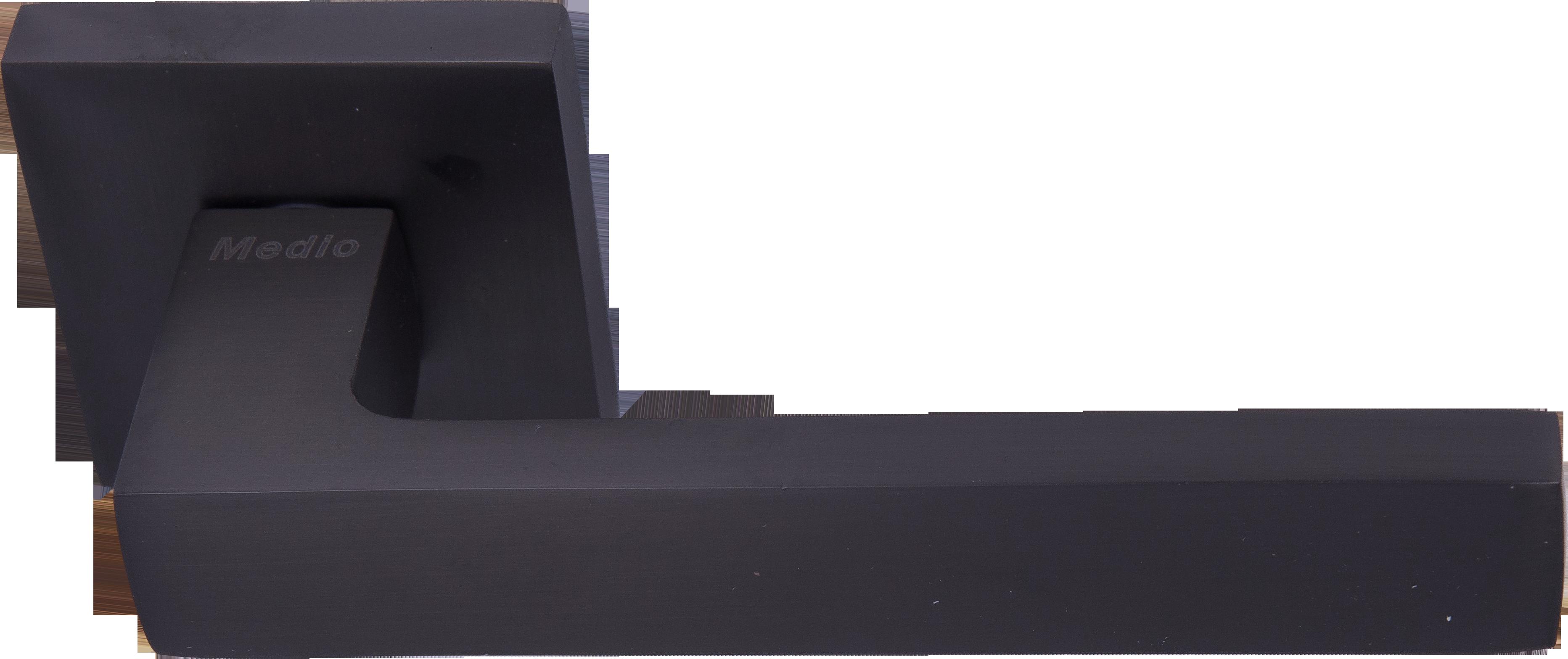 Ручка Медио ML6093-15 MBN графит (20 шт)