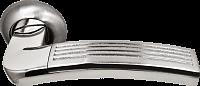 Ручка Медио 255В BSN/CP мат.никель/хром (20 шт)