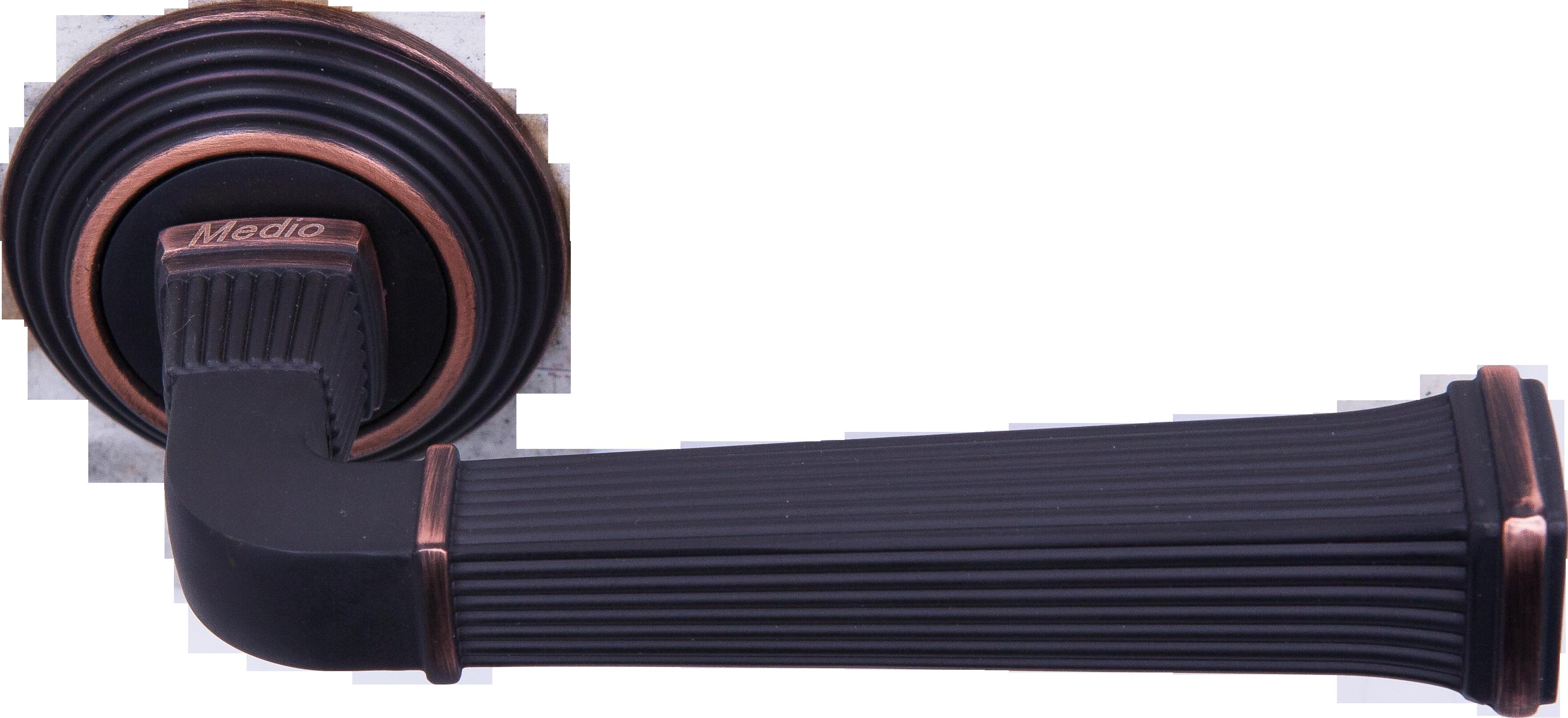 Ручка Медио L72-506 ORB чер. бронза с патиной (20 шт)