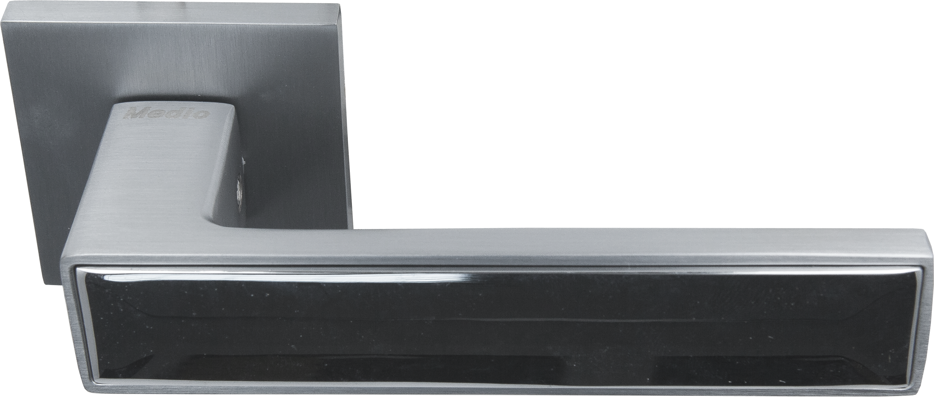 Ручка Медио M8226-56 MSCB/CP мат.хром/хром (10 шт)