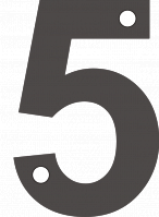 Мелкие комплектующие для дверей (цифры, стопоры, глазки)